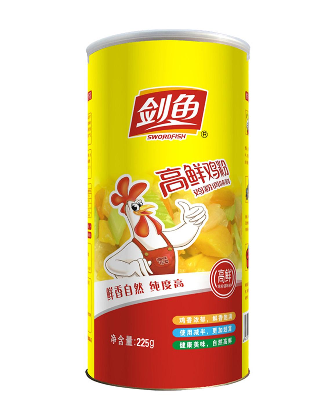 高鮮雞粉225克