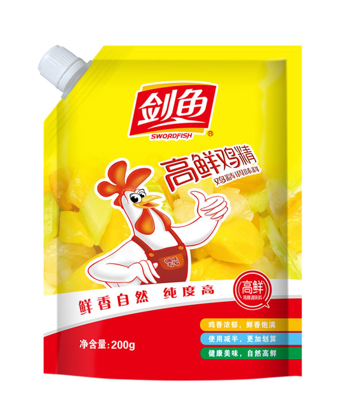 高鮮雞精200克