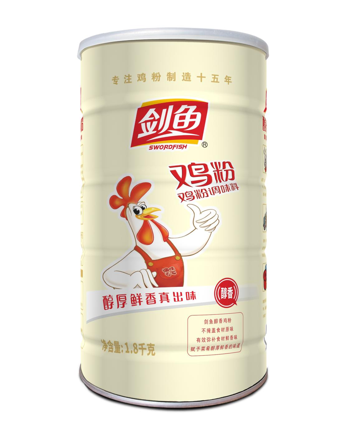 劍魚1.8千克醇香雞粉